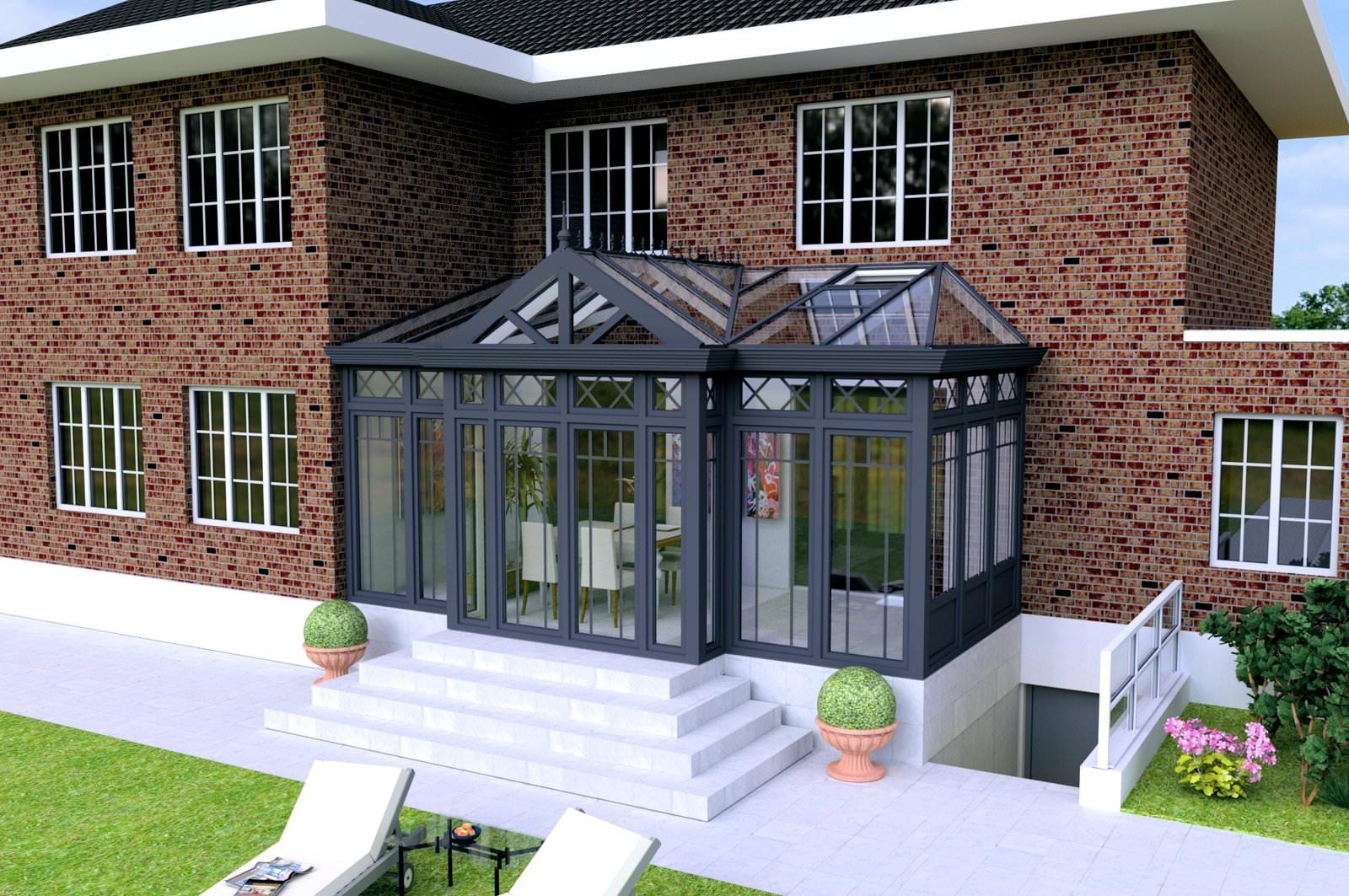 wintergarten ideen kleiner wintergarten ideen f r die. Black Bedroom Furniture Sets. Home Design Ideas