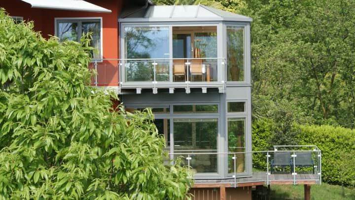 Gut bekannt Balkon-Wintergarten: Ganzjährig Licht & Sonne genießen JT12
