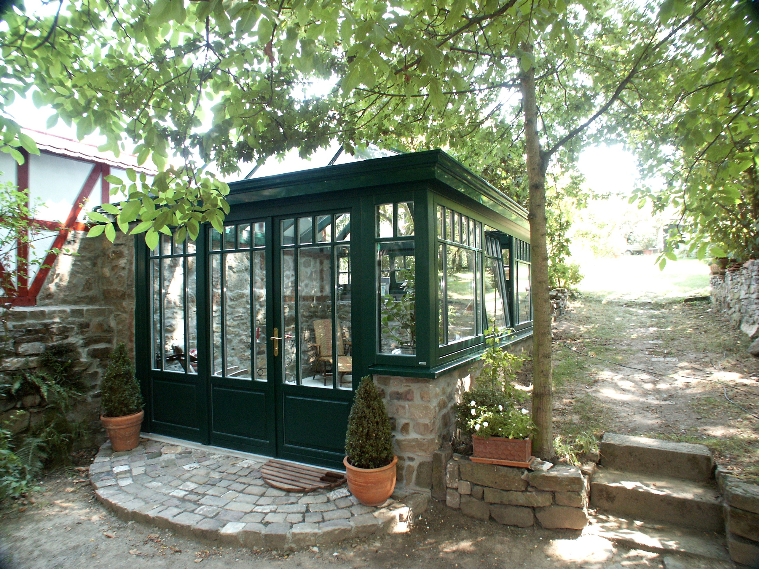 Süß Pavillon Gebraucht Bild Von Wohndesign Dekorativ