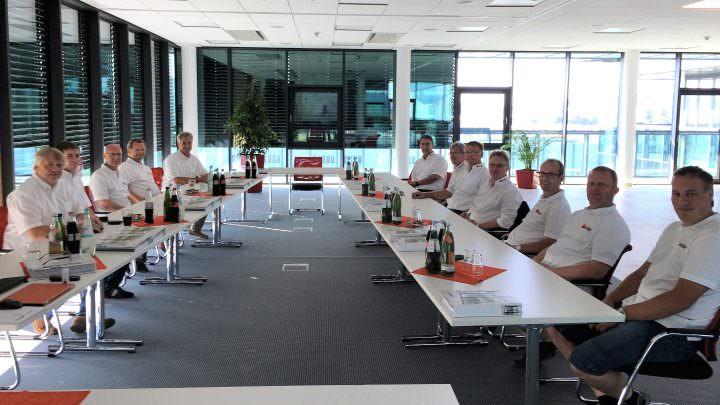 Wintergarten-Hersteller: Technische Schulung