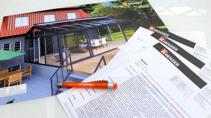 Individuelle Angebote für moderne Wintergärten