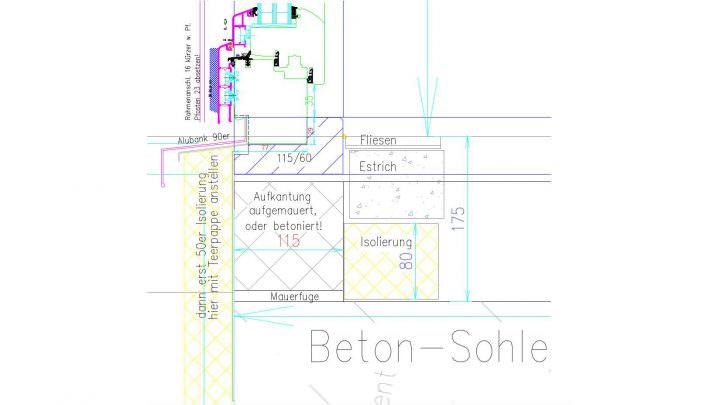 Fundament für Wintergärten| Krenzer-Wintergarten | Ratgeber