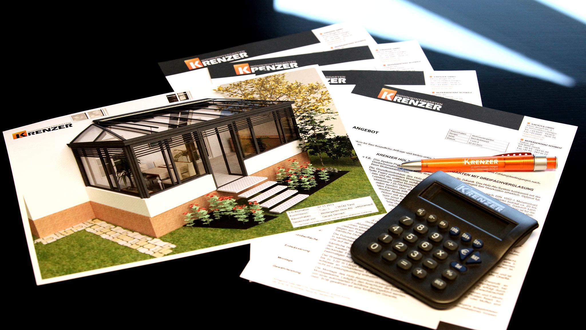 wintergartenpreise krenzer wintergarten. Black Bedroom Furniture Sets. Home Design Ideas