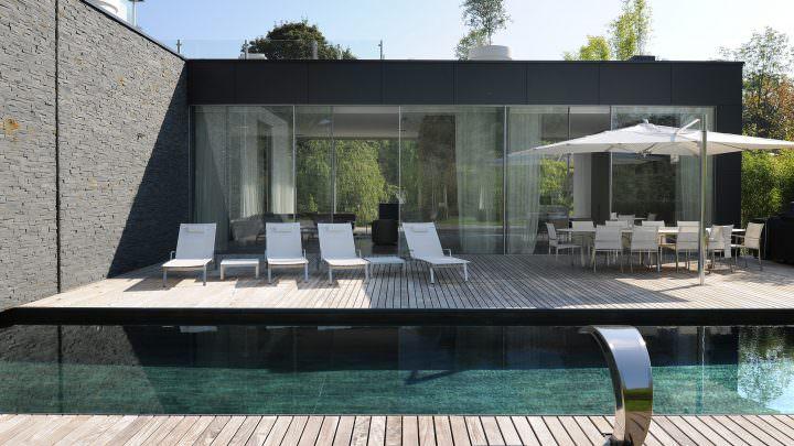 Poolhaus Fur Schwimm Spa Bereich Krenzer Wintergarten