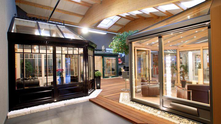 Wintergarten-Ausstellung bei Krenzer-Wintergärten