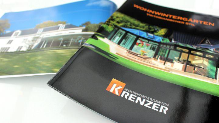 Wintergarten-Katalog von Krenzer-Wintergarten