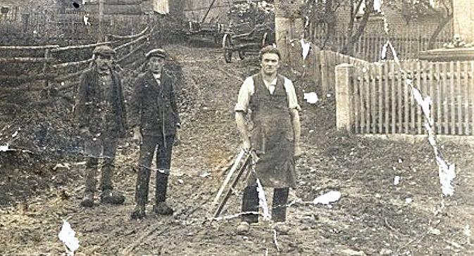 80 Jahre Handwerksbetrieb der Schreinerei Krenzer