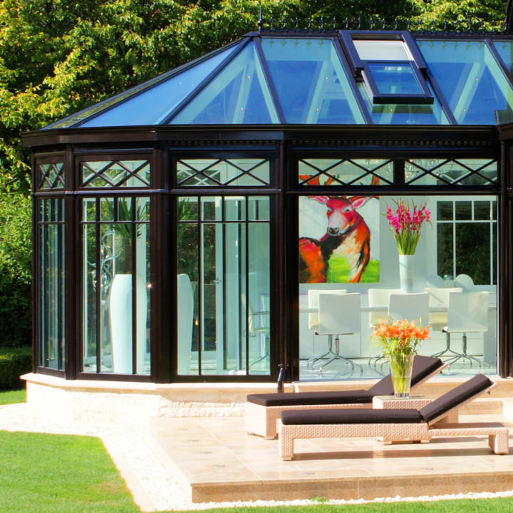 Viktorianisch Modern Exklusiv Wintergarten Krenzer Wintergarten